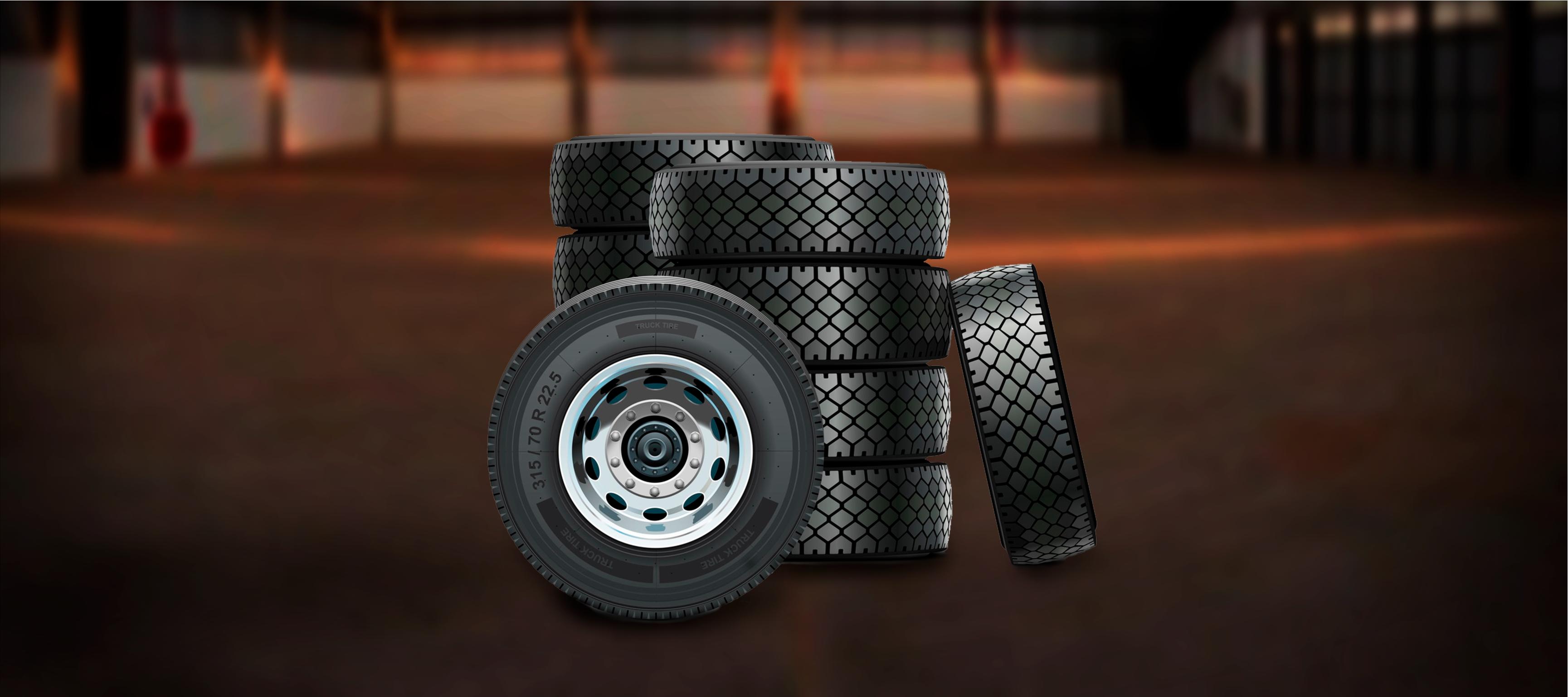 pneu; bendo transportes